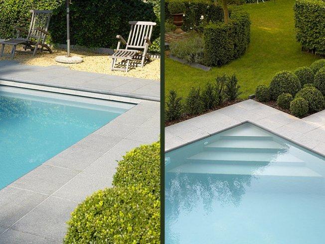 Zwembaden - binnenzwembad en buitenzwembad