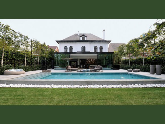 infinity pool - Relaxzwembaden